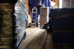 Secure Storage at Randall's Moving & Storage